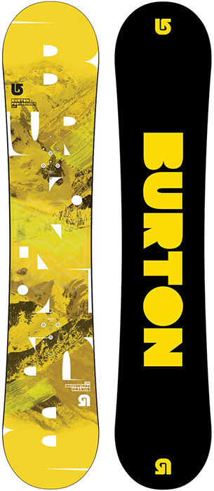 Burton Progression 147