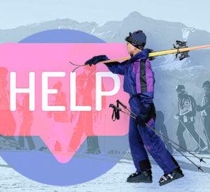 Как подобрать горные лыжи и ботинки