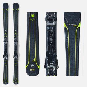 прокат лыж blizzard quattro 7.2