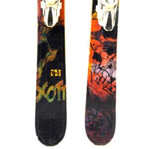 прокат лыж scott rook