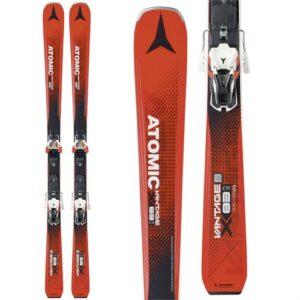 прокат лыж atomic vantage x83 cti