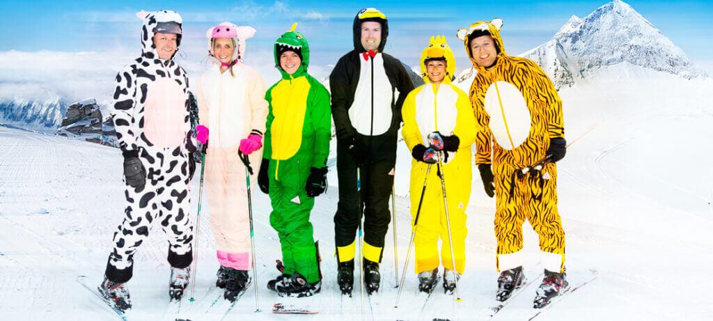 Как одеться для катания на лыжах