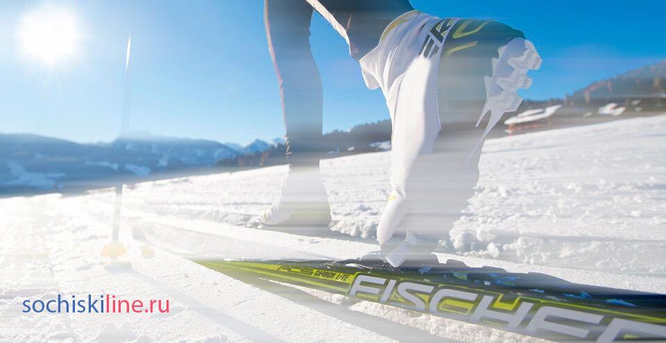 Подбираем беговые лыжи