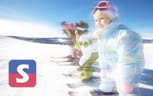 Как научится кататься на лыжах