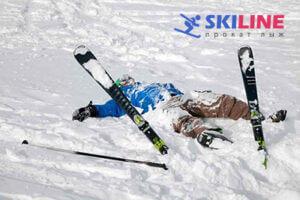 как носить горные лыжи