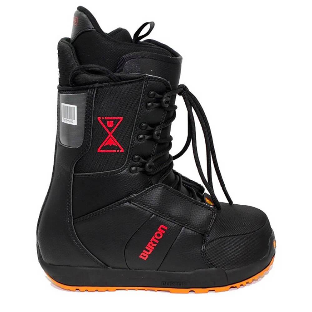Прокат ботинки для сноуборда Burton Progression Чёрные L