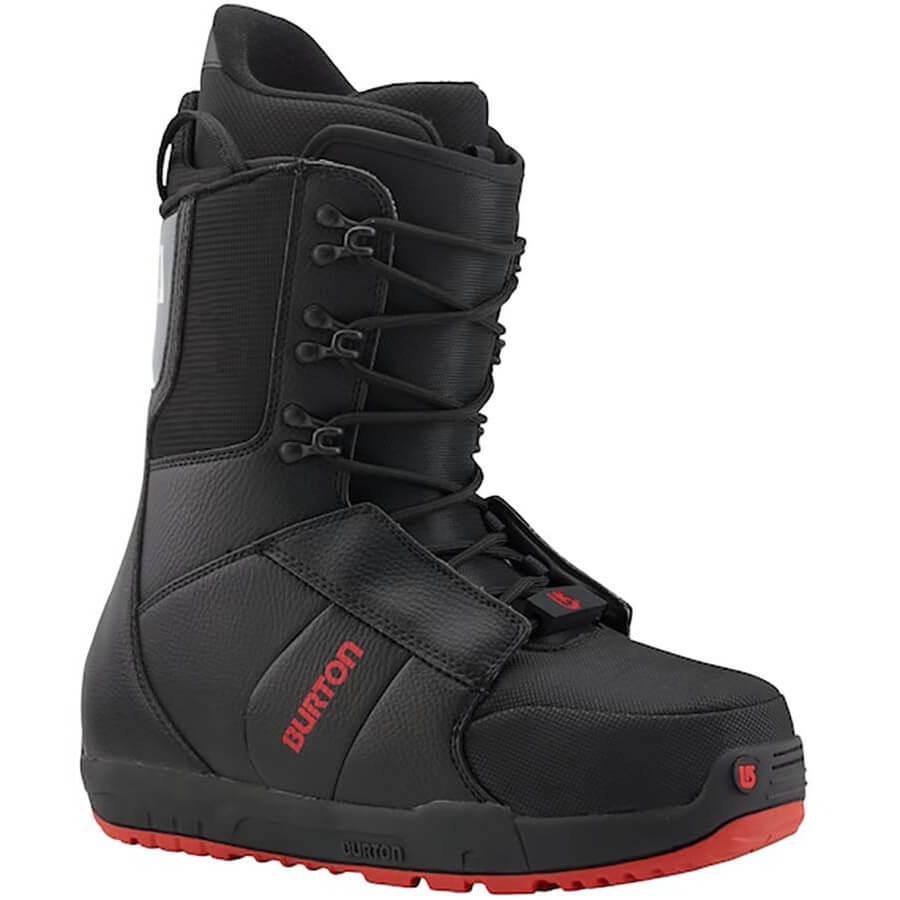 Прокат ботинки для сноуборда Burton Progression Чёрные M