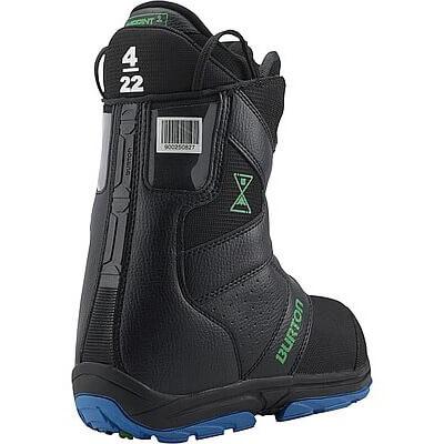 Прокат ботинки для сноуборда Burton Progression Чёрные S