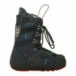 Прокат ботинки для сноуборда Burton Progression Серые M