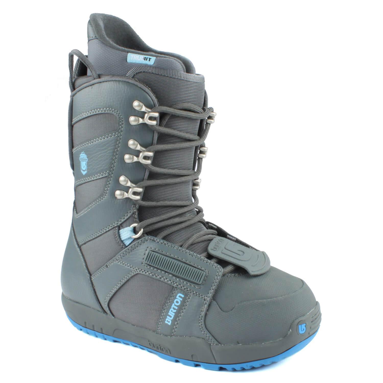 Прокат ботинки для сноуборда Burton Progression Серые S