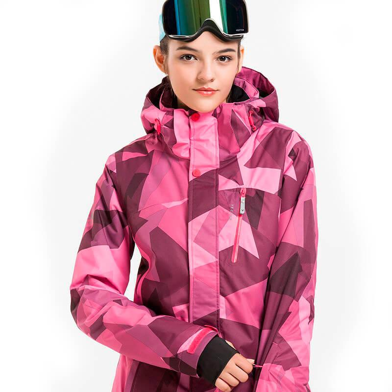 Прокат женской горнолыжной куртки Vector S