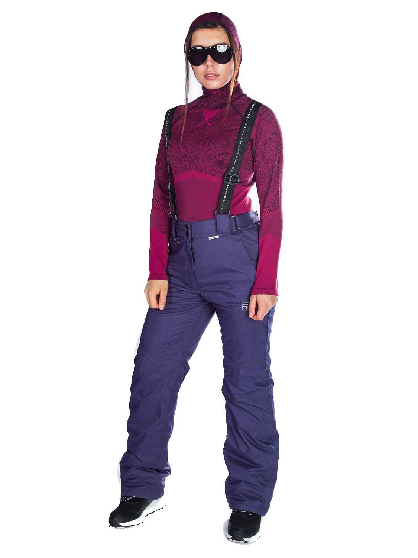 Прокат женских горнолыжных штанов D-8088 Синий