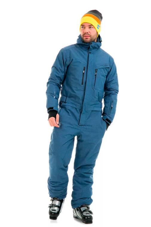 Прокат горнолыжного мужского костюма Snowheadquarter размер L