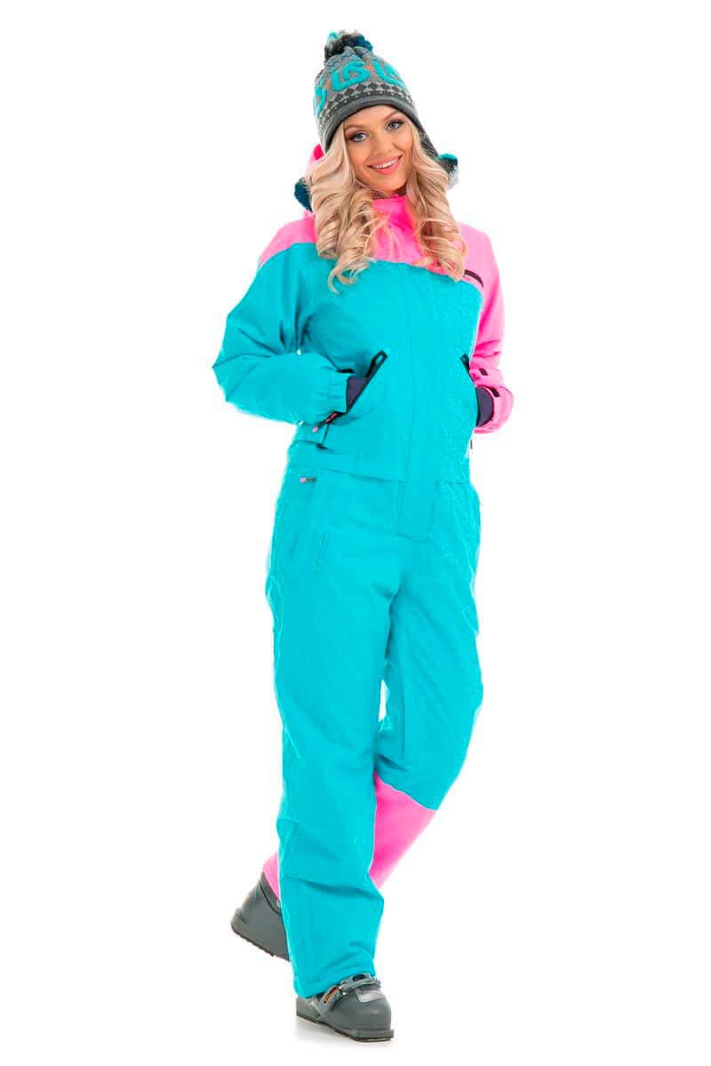 Прокат женского горнолыжного костюма Snowheadquarter размер XS