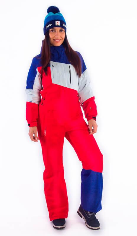 Прокат женского горнолыжного костюма(Snowheadquarter) M