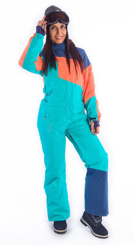Прокат женского горнолыжного костюма Snowheadquarter размер L