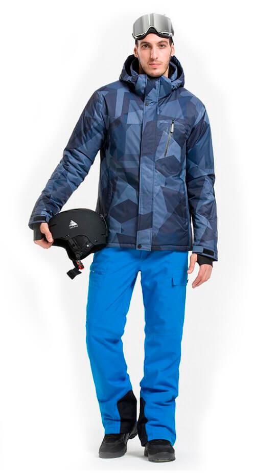 Прокат мужской горнолыжной куртки Vector размер M