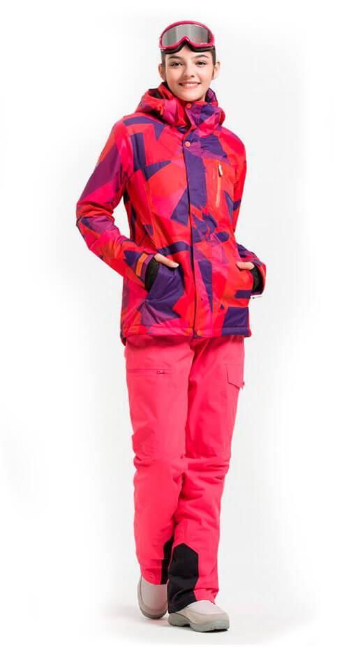 Прокат женской горнолыжной куртки Vector размер M
