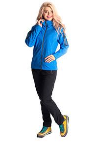 Куртка женская Snow Headquarter М Синяя