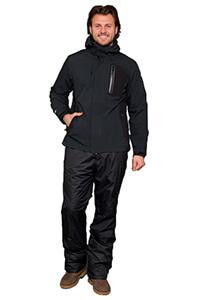 Куртка мужская Snow Headquarter L Черная