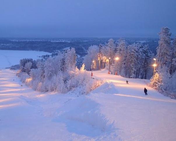 горнолыжные курорты Санкт-Петербурга — Красное озеро