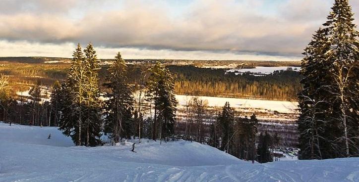 горнолыжные курорты Санкт-Петербурга — Золотая долина