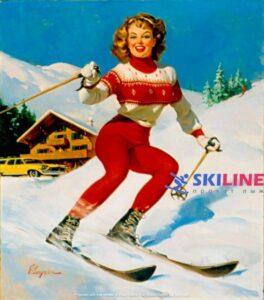 Интересные факты о лыжах