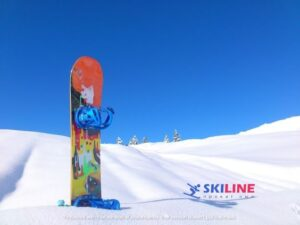 Подготовка сноуборда