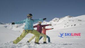 Чем полезны лыжи