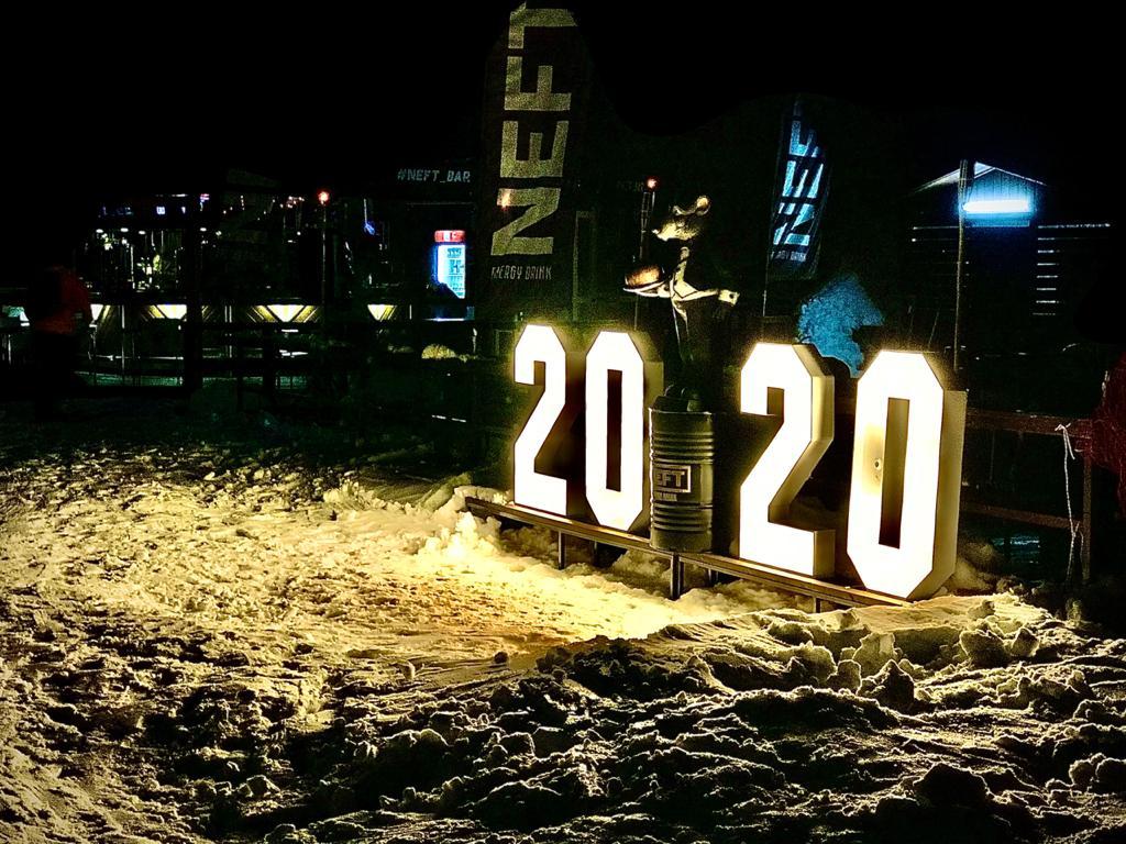 Горнолыжный сезон 2020 Сочи