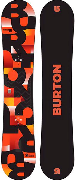Прокат сноуборда Burton Progression 152w 2019 года в Сочи, Адлере и Красной Поляне