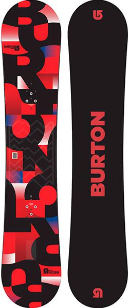 Прокат сноуборда Burton Progression 156w 2019 года в Сочи, Адлере и Красной Поляне