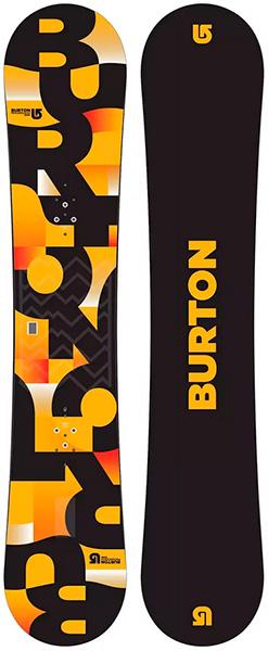 Прокат сноуборда Burton Progression 163w 2019 года в Сочи, Адлере и Красной Поляне