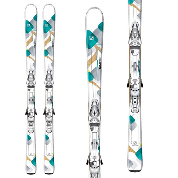Прокат женских горных лыж Salomon Bamboo в Сочи, Адлере и Красной Поляне